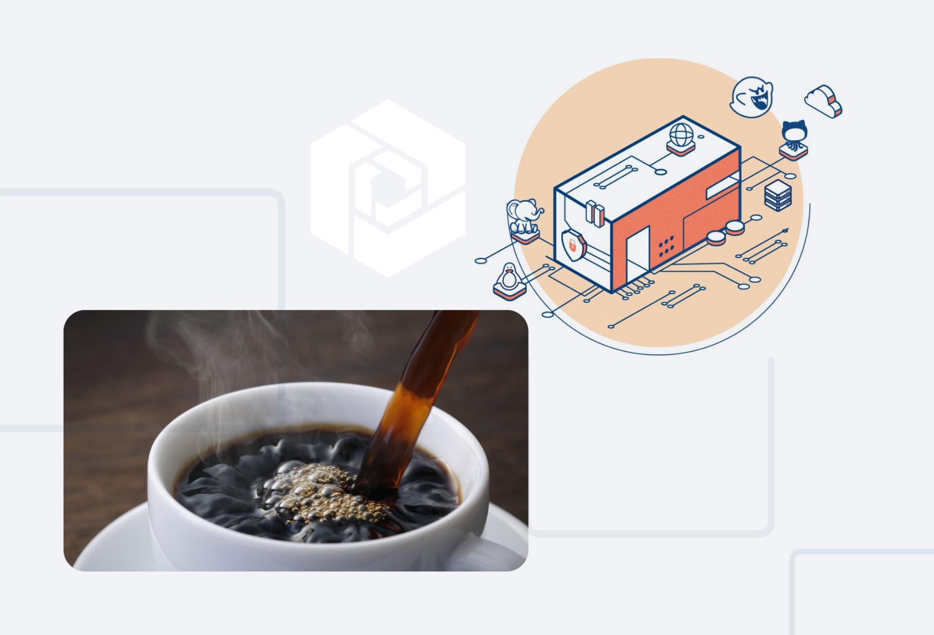 Café/energético e programador