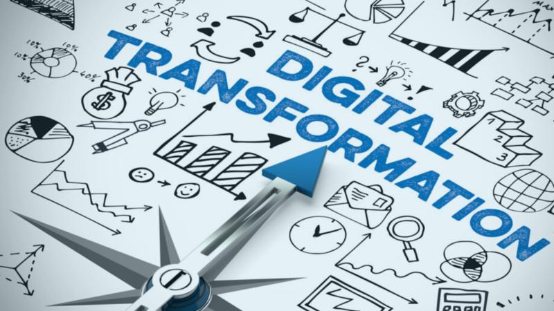 Etapas da Transformação Digital
