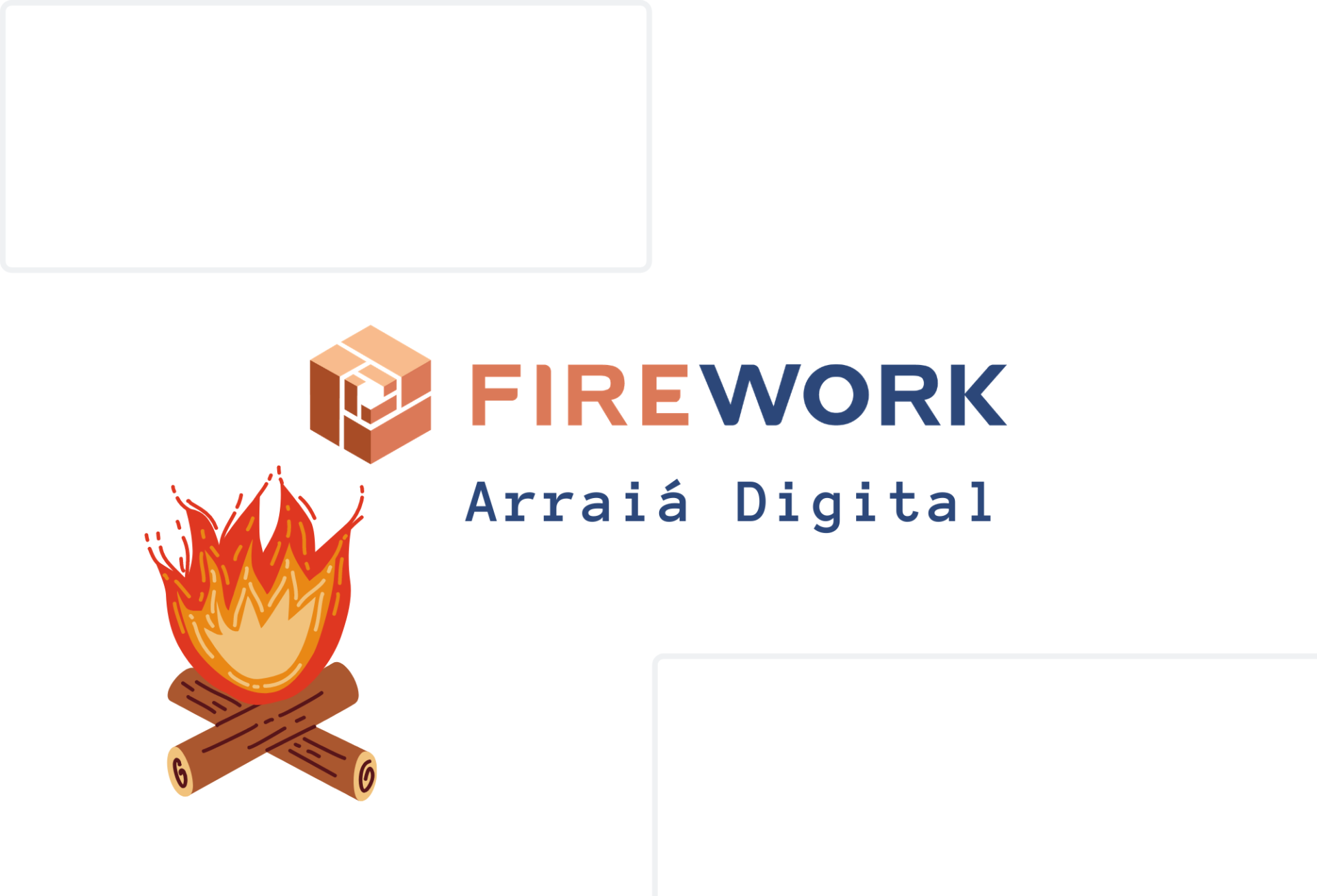 Arraiá Digital Firework